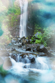 Waterfall in Indonesia - PhotoDune Item for Sale