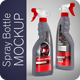 Spray Bottle Mock up - GraphicRiver Item for Sale