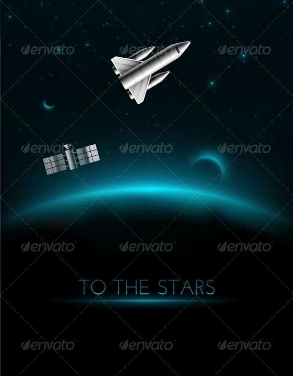 GraphicRiver To The Stars 8255830