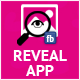 Facebook Find & Reveal Game Application