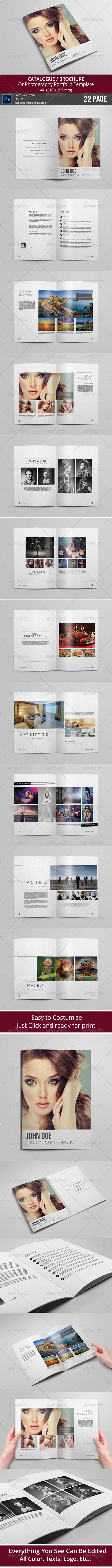 GraphicRiver Catalogue Brochure Portfolio 8256645
