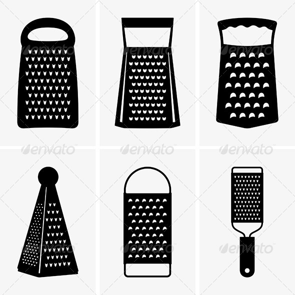 GraphicRiver Graters 8256644