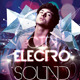 City Electro Sound Party Flyer - GraphicRiver Item for Sale