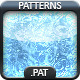 Ice Tileable Pattern Backgrounds (vol 1) - GraphicRiver Item for Sale