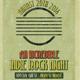 Indie Rock Vintage Flyer Template - GraphicRiver Item for Sale