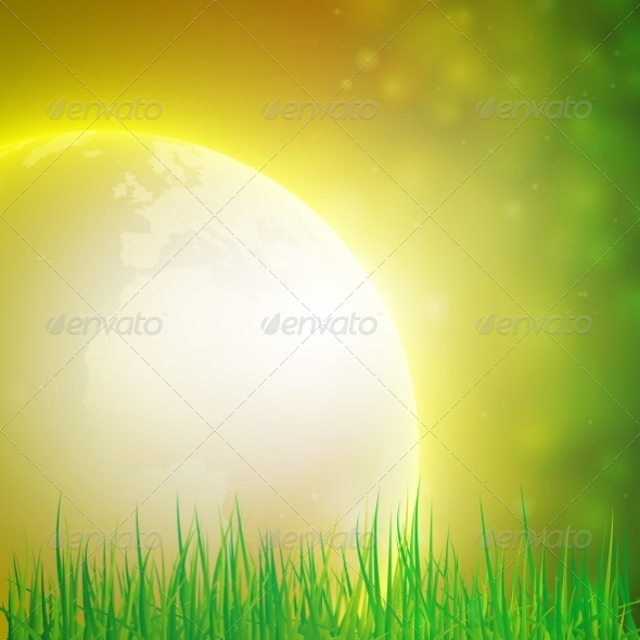 GraphicRiver Summer Background 8259058