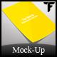 Flyer Mock Up Vol. 4 - GraphicRiver Item for Sale