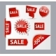 Sale Banner Set with Place for Your Text - GraphicRiver Item for Sale