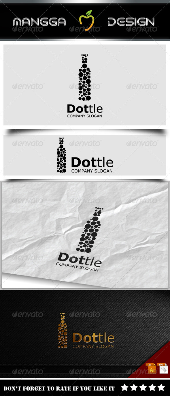 GraphicRiver Dottle Logo 8259527