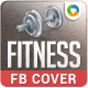Gym & Fitness Facebook Cover Page - GraphicRiver Item for Sale