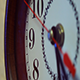 Wall Clock with a Red Second Hand - VideoHive Item for Sale