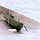 Lonely Boat - VideoHive Item for Sale
