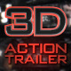 3D Action Trailer - VideoHive Item for Sale