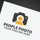 People Photo Logo - GraphicRiver Item for Sale