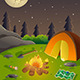 Youth Summer Camp Poster - GraphicRiver Item for Sale