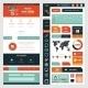 Website Page Template. Web Design - GraphicRiver Item for Sale