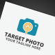 Target Photo Logo - GraphicRiver Item for Sale
