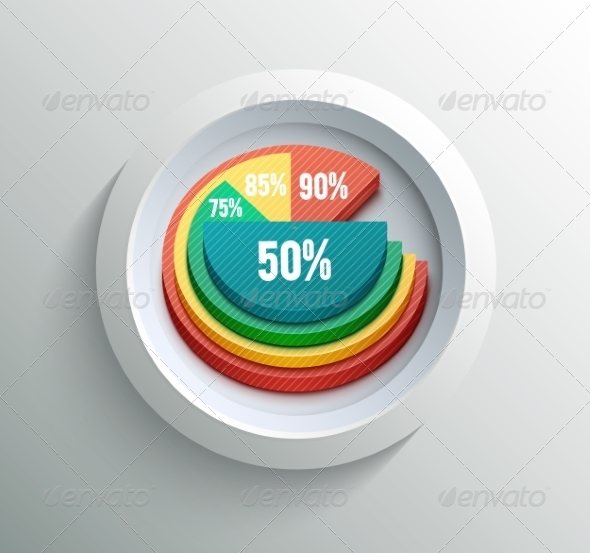 GraphicRiver Pie Chart 8265247