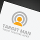Target Man Logo - GraphicRiver Item for Sale