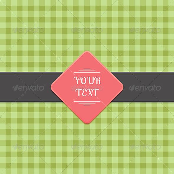 GraphicRiver Flat Background Variant Seven 8266269