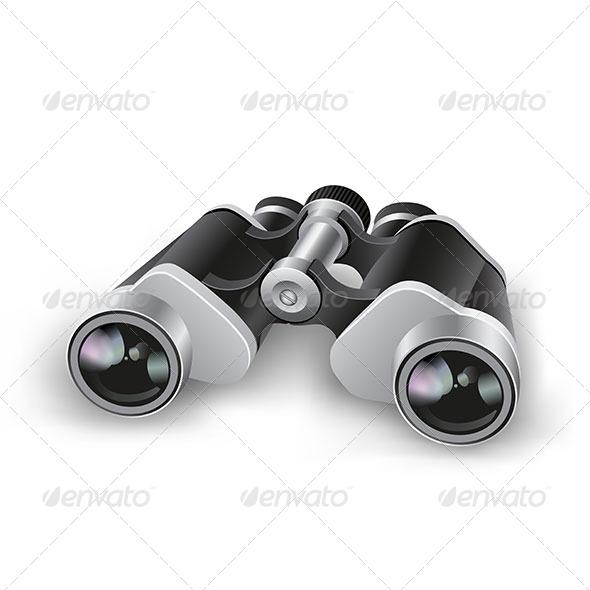 GraphicRiver The Binocular 8266522