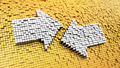 Pixelated Arrows - PhotoDune Item for Sale