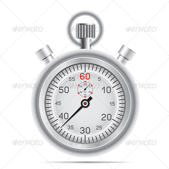 GraphicRiver Retro Stopwatch 8269455