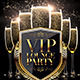VIP Lounge Party Flyer Template - GraphicRiver Item for Sale