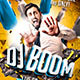 Dj Boom Flyer Template - GraphicRiver Item for Sale
