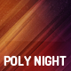 Abstract Poly Night Backgrounds - GraphicRiver Item for Sale