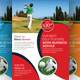 Golf Club Flyer Template - GraphicRiver Item for Sale