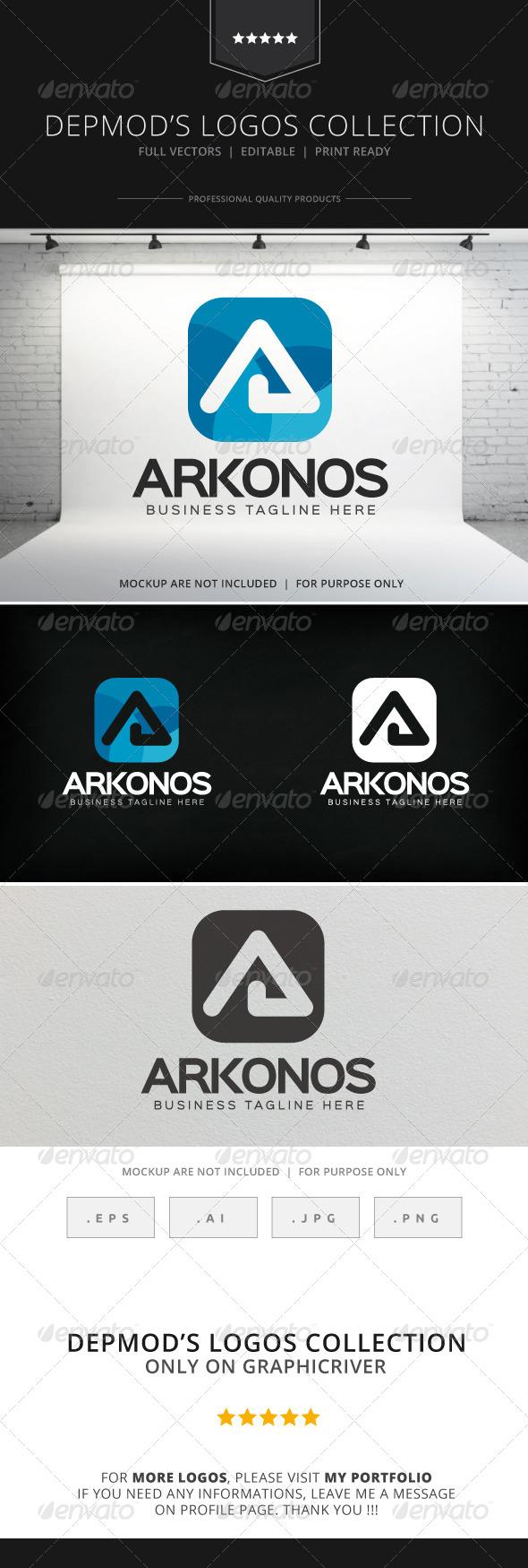 Arkonos Logo