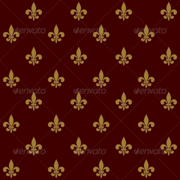 GraphicRiver Fleur de Lis Background 8272270