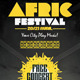 Africa Festival Flyer - GraphicRiver Item for Sale
