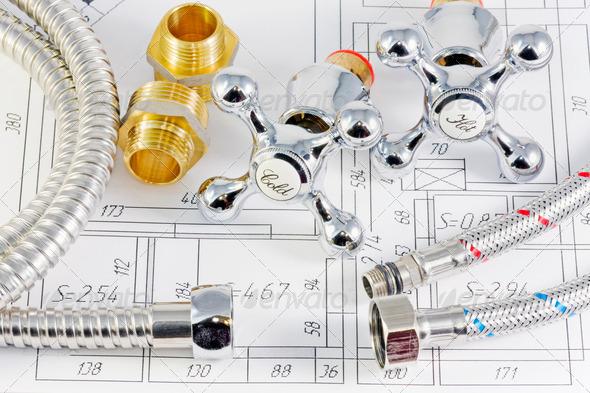 PhotoDune sanitary engineering 852430