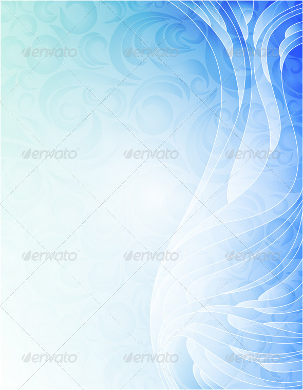 GraphicRiver Ornamented Background 8274446
