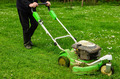 Mowing the lawn - PhotoDune Item for Sale