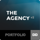 The Agency v2 - WordPress Theme for Agencies - ThemeForest Item for Sale