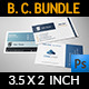 Corporate Business Card Bundle Vol.1 - GraphicRiver Item for Sale