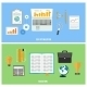 Business, Seo and Education Items Icons - GraphicRiver Item for Sale