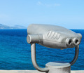 tourist binoculars for exploring the seaside - PhotoDune Item for Sale