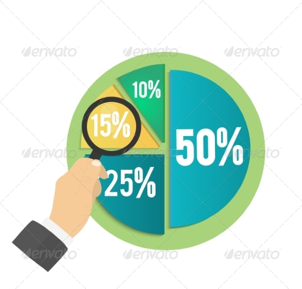 GraphicRiver Business Pie Chart 8275691