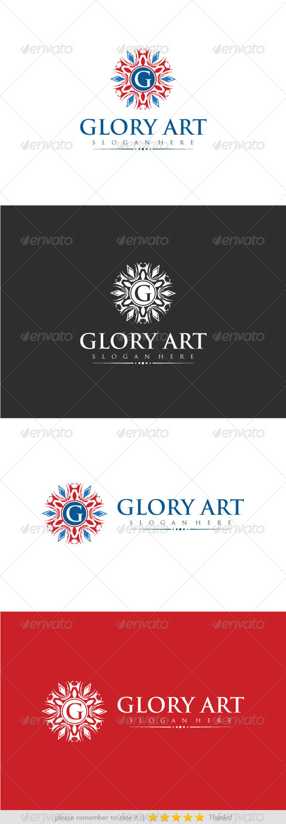 GraphicRiver Glory Art 8276240