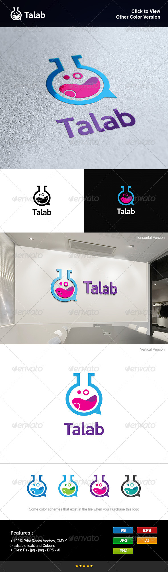GraphicRiver Social Lab 8276324