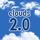 Isolated clouds 2.0 - GraphicRiver Item for Sale