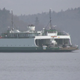 Ferry Crossing the Water - VideoHive Item for Sale