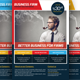 Business Company Flyer Template - GraphicRiver Item for Sale