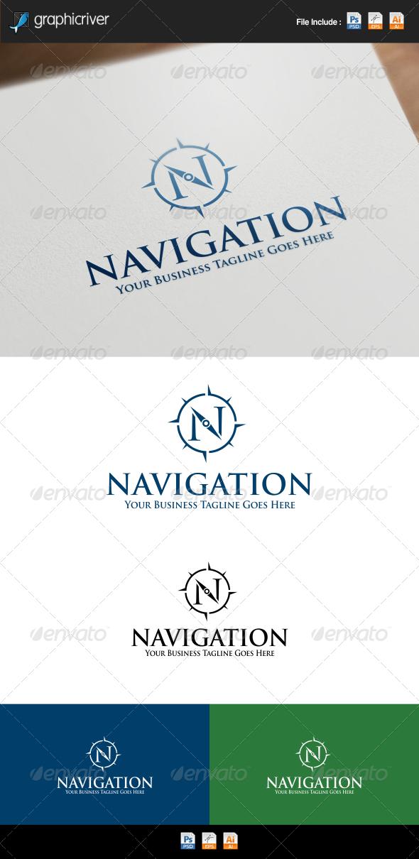 GraphicRiver Navigation Logo 8279521