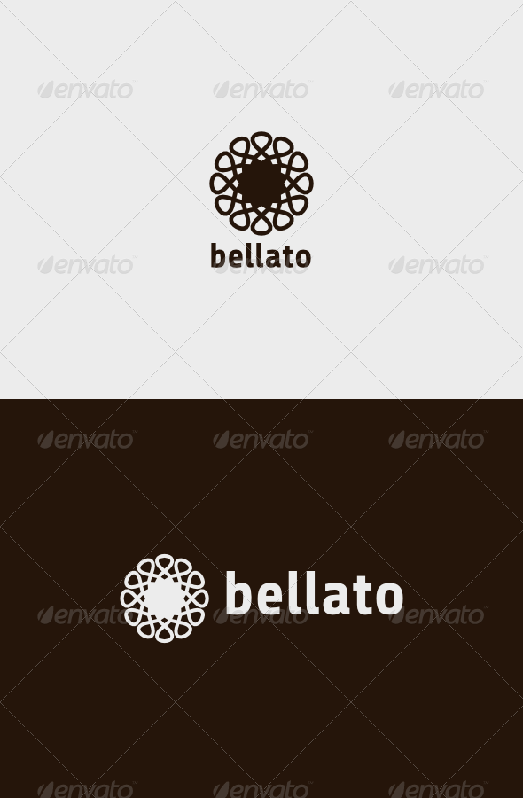 GraphicRiver Bellato Logo 8279692