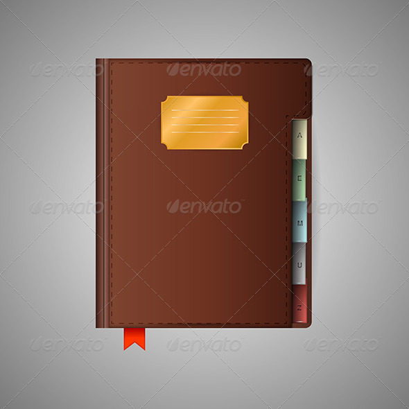 GraphicRiver Notebook 8280693